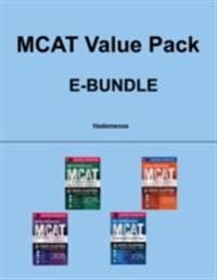 McGraw-Hill Education MCAT Value Pack