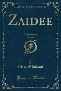 Zaidee, Vol. 2 of 3