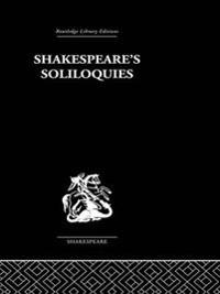 Shakespeare's Sililoquies