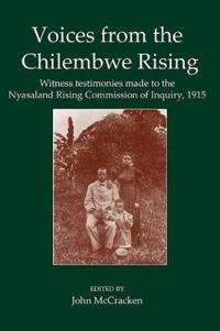 Voices from the Chilembwe Rising