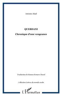 Quebdani-chronique d'une vengeance