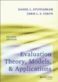 Evaluation Theory, Models, and Applications
