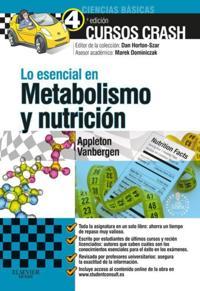 Lo esencial en Metabolismo y nutricion