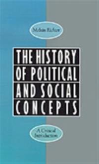 History of Political and Social Concepts: A Critical Introduction