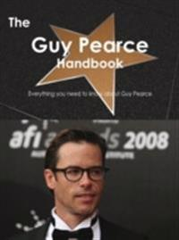 Guy Pearce Handbook - Everything you need to know about Guy Pearce