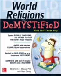 World Religions Demystified (EBOOK)