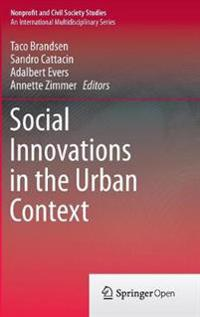 Social Innovations in the Urban Context