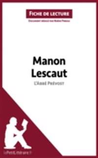 Manon Lescaut de L'Abbe Prevost (Fiche de lecture)