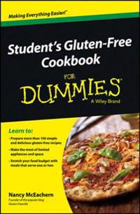 Student's Gluten-Free Cookbook For Dummies