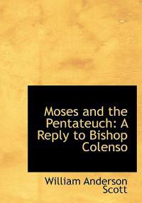 Moses and the Pentateuch