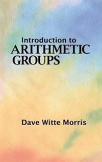 Introduction to Arithmetic Groups