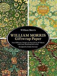 William Morris Giftwrap Paper
