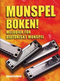 Munspelboken! melodier för diatoniskt munspel