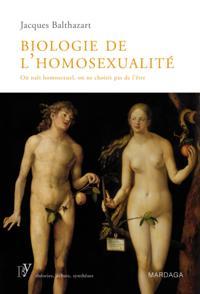 Biologie de l'homosexualite