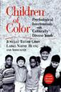 Children of Color: Psychological Interventions with Culturally Diverse Yout