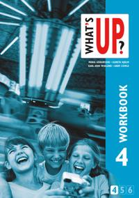 What's up? åk 4 Workbook