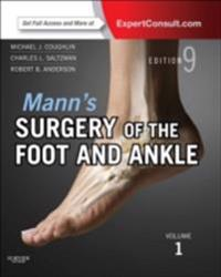 Mann's Surgery of the Foot and Ankle E-Book