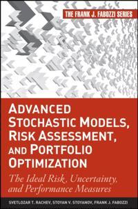 Advanced Stochastic Models, Risk Assessment, and Portfolio Optimization