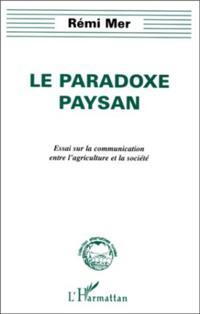 Paradoxe paysan