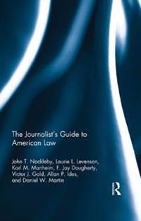 Journalist's Guide to American Law