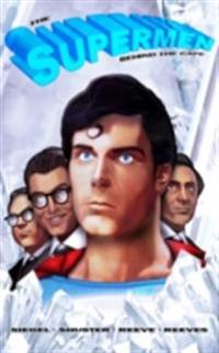 Tribute: The Supermen Behind the Cape: Christopher Reeve, George Reeves Jerry Siegel and Joe Shuster Vol.1 # GN