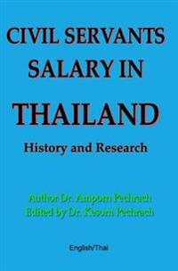 Civil Servants Salary in Thailand: History and Research