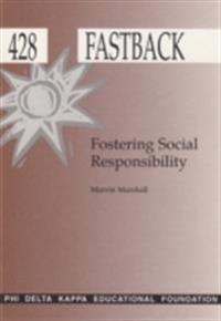 Fostering Social Responsibility