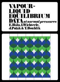 Vapour-Liquid Equilibrium Data at Normal Pressures