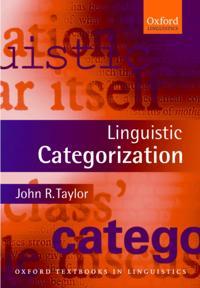 Linguistic Categorization