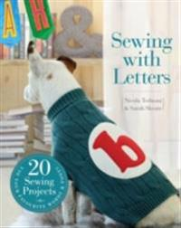 Sewing with Letters