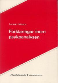 Förklaringar inom psykoanalysen