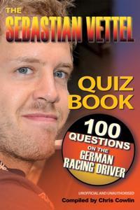 Sebastian Vettel Quiz Book