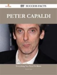 Peter Capaldi 177 Success Facts - Everything you need to know about Peter Capaldi