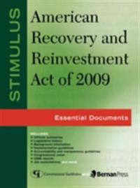 Stimulus: American Recovery and Reinvestment Act of 2009