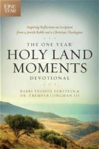 One Year Holy Land Moments Devotional