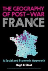 Geography of Post-War France
