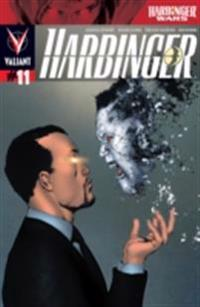 Harbinger (2012) Issue 11