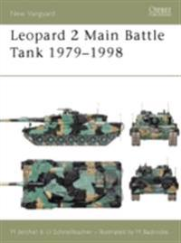 Leopard 2 Main Battle Tank 1979 98