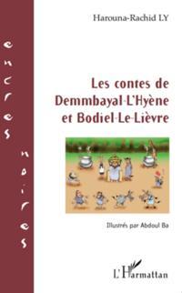 LES CONTES DE DEMMBAYAL-L'HYENE ET BODIEL-LE-LIEVRE