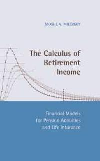 Calculus of Retirement Income