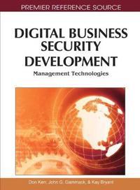 Digital Business Security Development