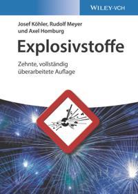 Explosivstoffe