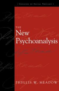 New Psychoanalysis