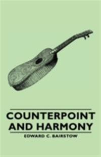 Counterpoint and Harmony