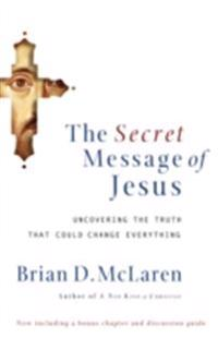 Secret Message of Jesus