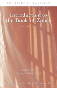 Introduction Book of Zohar V2