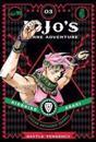 JoJo's Bizarre Adventure: Part 2--Battle Tendency, Vol. 3