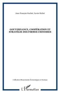 Gouvernance cooperation et strategie des