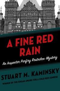 Fine Red Rain
