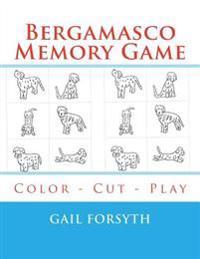 Bergamasco Memory Game: Color - Cut - Play
